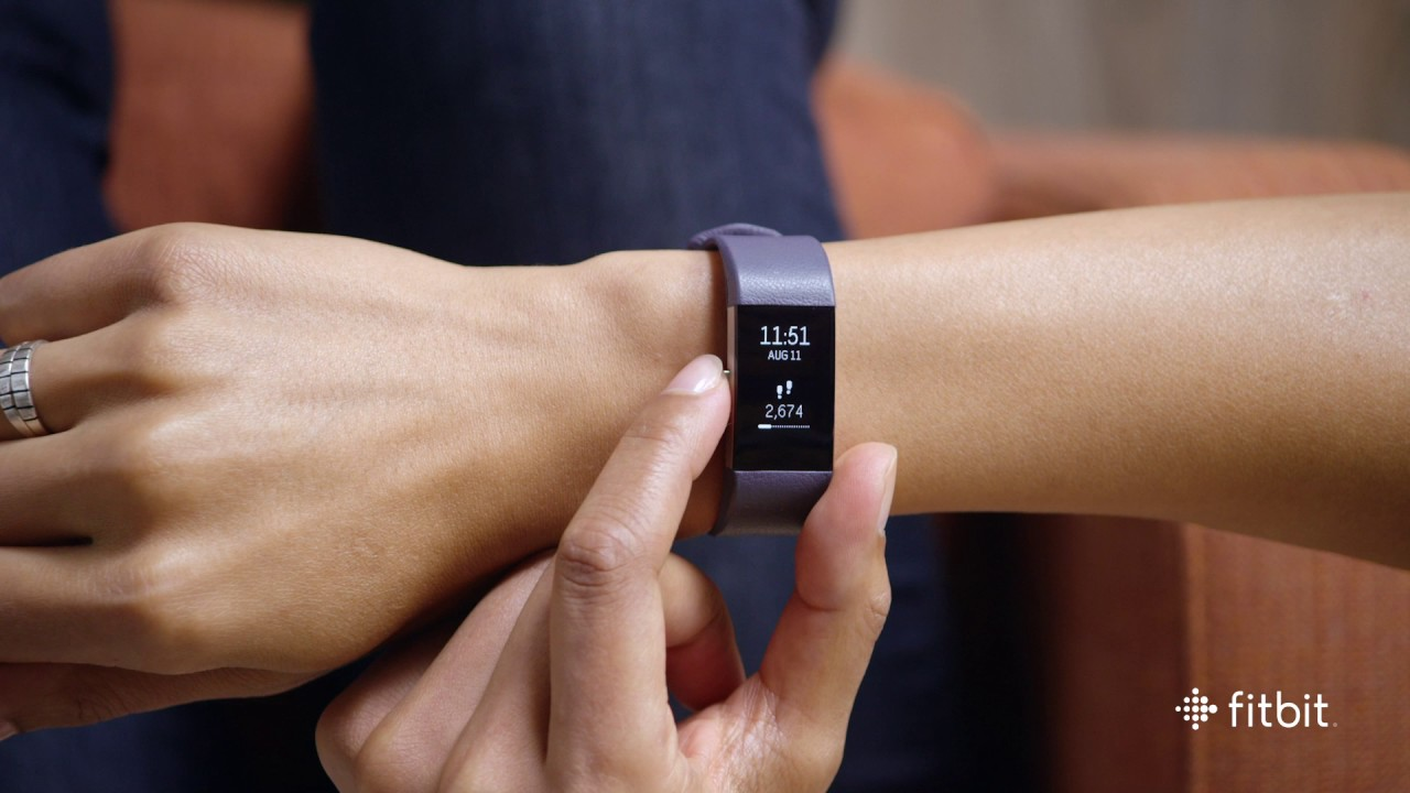 fitbit charge 2 azul plateado l desde 114 90 compara. Black Bedroom Furniture Sets. Home Design Ideas