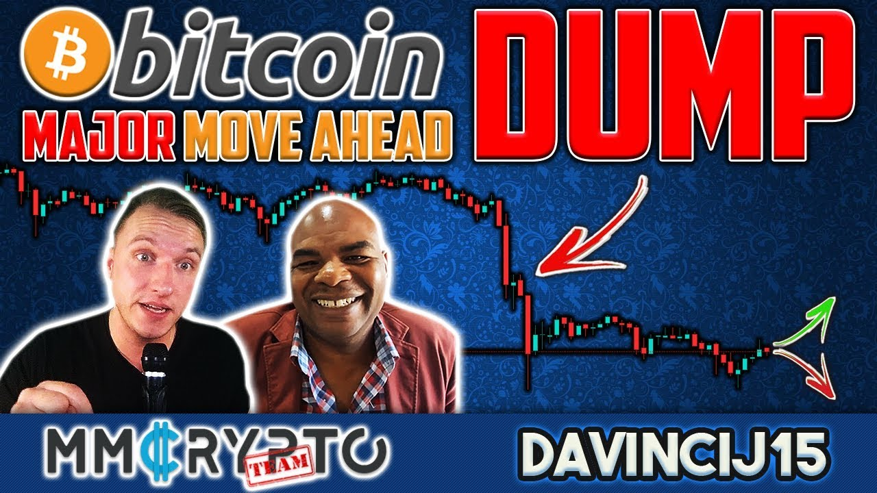 🚨 DavinciJ15: Bitcoin DUMP❗️ MAJOR Move AHEAD❗️ – Bcos