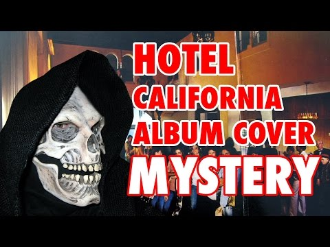 Hotel California Album Cover Mystery