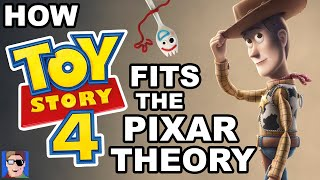 How Toy Story 4 Fits Into The Pixar Theory