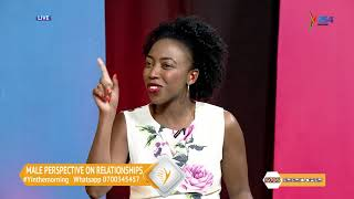 ANDREW KIBE, RELATIONSHIP BLOGGER ON Y254TV