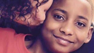 Sick teen gets lifesaving news