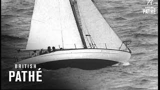 Sydney - Race To Tasmania Aka Hobart Yacht Race (1962)