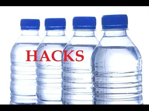 AMAZING PLASTIC BOTTLE HACKS !!