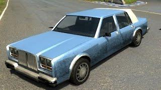 BeamNG.Drive Mod : Greenwood GTA (physics Crash test)