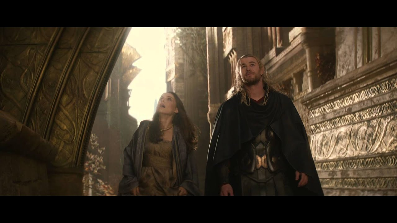 Thor: The Dark World - Wikipedia