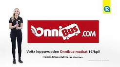 Onnibus-liput nyt Ärrältä!
