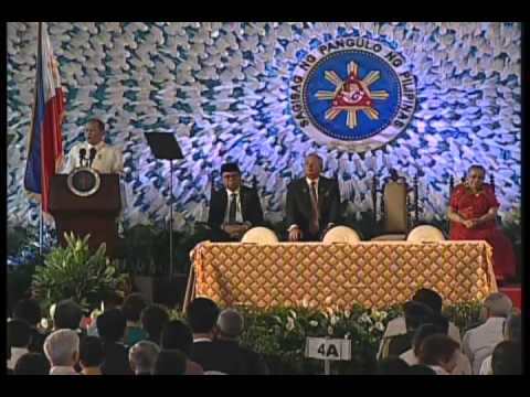 Signing of the Comprehensive Agreement on the Bangsamoro (CAB) (Speech) 3/27/2014