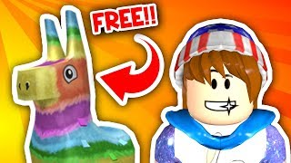 HOW TO GET PINATA HAT (ROBLOX PIZZA PARTY EVENT) | Floppy Fighters