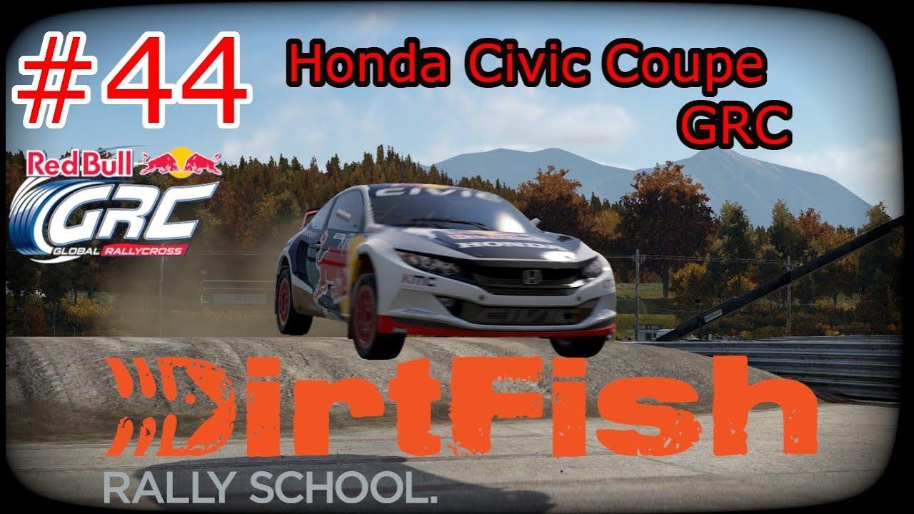 Grc Civic >> [Project CARS 2] Civic coupe GRCでラリーに挑む!#44 [ゲーム実況] - YouTube