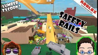 Roblox - Lumber tycoon 2 - Safety Rails for Guest