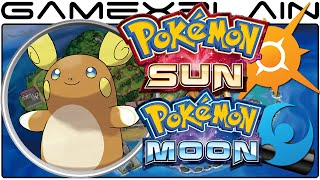 Pokémon Sun & Moon Analysis - New Pokémon in Team Skull's Reveal Trailer (Secrets & Hidden Details)