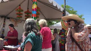 International Folk Art Market 2019 | Santa Fe New Mexico - Walking Around 6