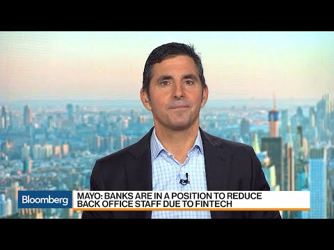 Wells Fargo's Mike Mayo On Banking Jobs, Earnings, Fintech