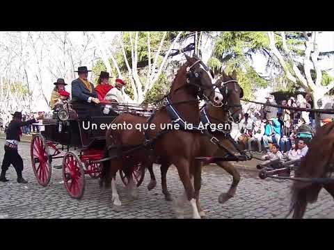 Lanzamiento Caballo Argentino