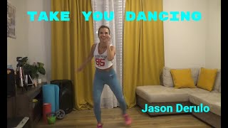 ZUMBA - Take You Dancing - Jason Derulo