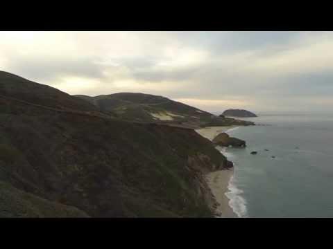 Big Sur Highway 1 Aerial