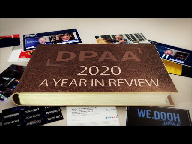 DPAA - A Year In Review 2020