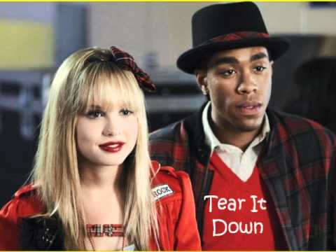 """Camp Rock 2- Tear It Down By Meaghan Jette Martin And Matthew """"Mdot"""" Finley"""