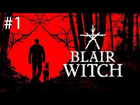 Blair Witch Türkçe Altyazılı Bölüm 1 #oyun #blairwitch
