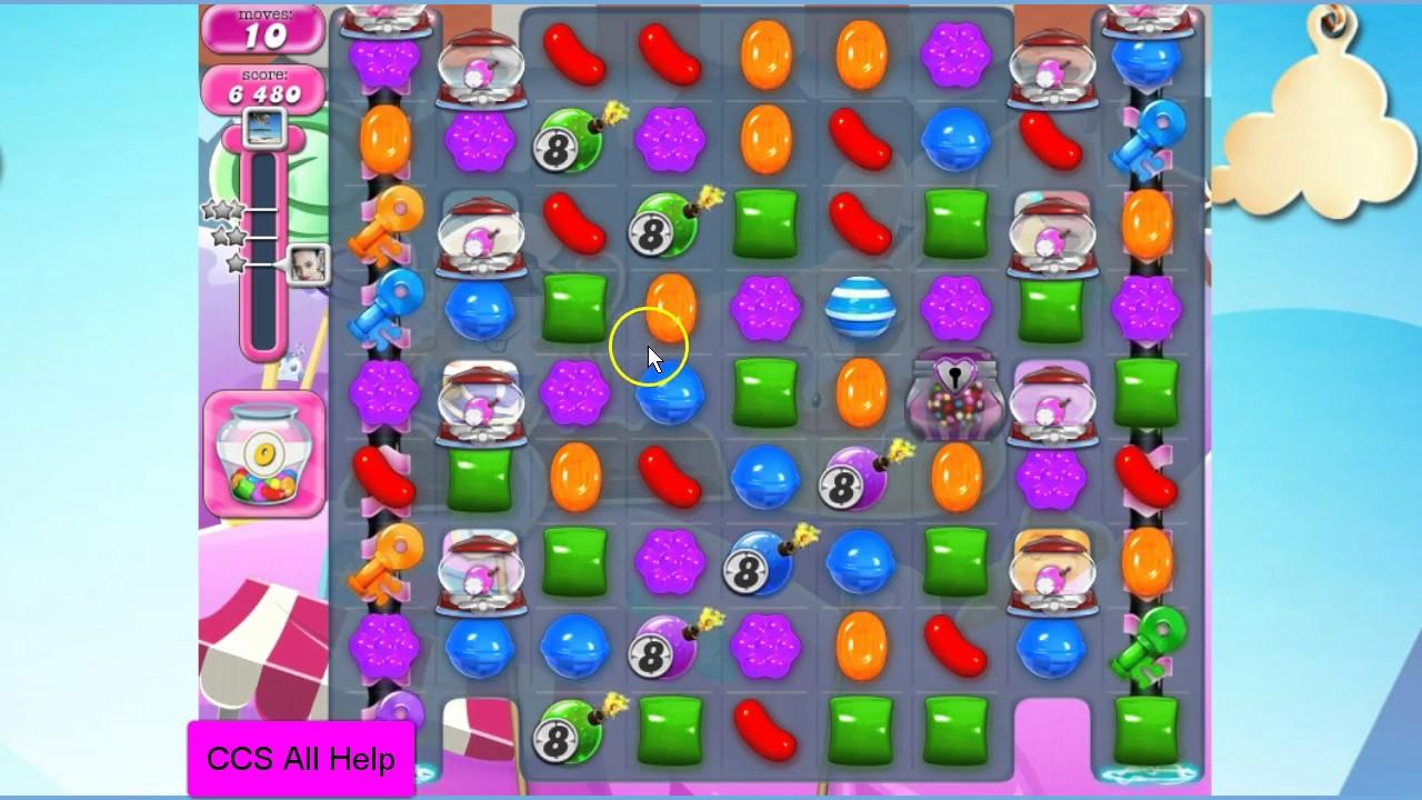 Candy Crush Störung 2021