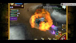 Arcane Legends Gameplay on PC