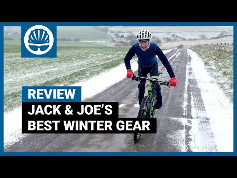 Best Kit For Winter Cycling | Jack & Joe's 8 All-Time Favourites