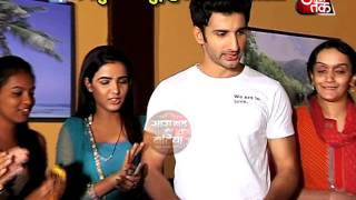 Kunj aka Siddhant celebrates his birthday with SBB.