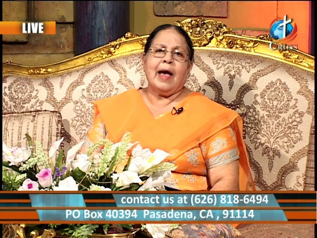 The Light of the Nations  Rev. Dr. Shalini Pallil Indian 09-11-2018