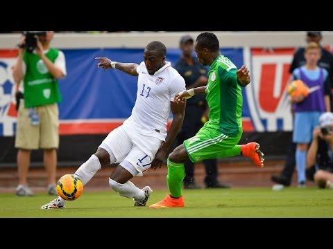 MNT vs. Nigeria: Field Level Highlights - June 7, 2014