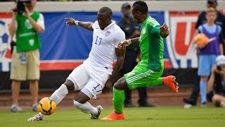 MNT vs. Nigeria: Field Level Highlights - June 7, 2014