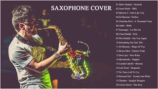 Saxophone Cover Popular Song 2019 - Best Songs Of  Saxophone