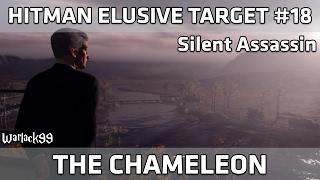 HITMAN - Elusive Target #18 - The Chameleon - Accident Kill (Falling) SA Gameplay
