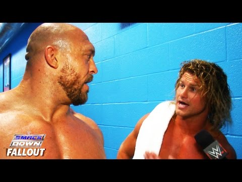 """Even teaming with Ryback, never call Ziggler the """"little guy"""": SmackDown Fallout, September 24, 2015"""
