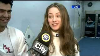 BT Vancouver: Dawn Visits Dynamo Fencing Club