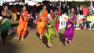 India Day 2015 - Portland, Oregon (Marathi Folk Dance)