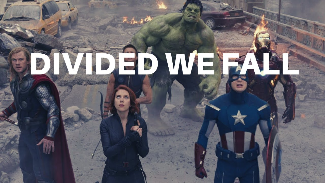 Download (Marvel) Avengers | Divided We Fall