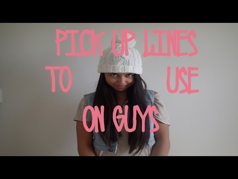 Pick Up Lines To Use On Guys | Gene Marshall