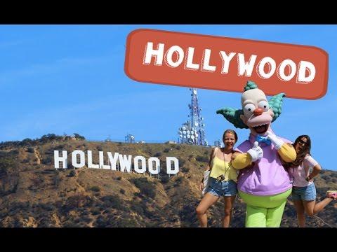 Road trip aux USA : HOLLYWOOD !
