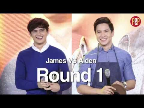 PEP Scream Meter: James Reid versus Alden Richards