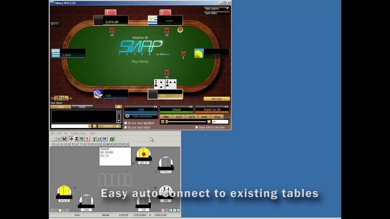 Бот онлайн покера играть гадание на картах