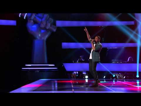 Avery Wilsons Blind Audition Without You + David Guetta Feat USHER!