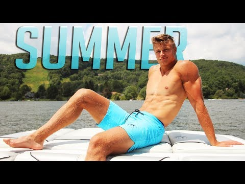 SUMMER VACATION | GYMSHARK vs. ALPHALETE Sponsorship