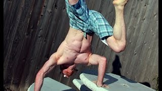 How To Cut Fat - Beginner Parkour Workouts