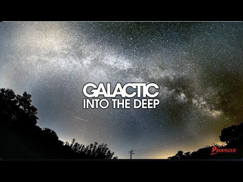 GALACTIC - Into The Deep - Featuring Macy Gray (Lyric Video)