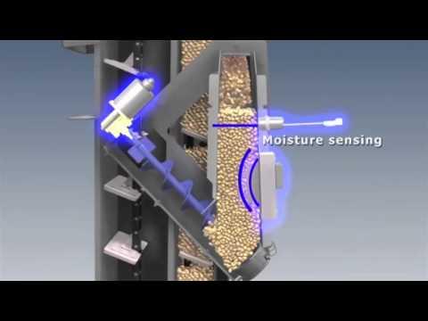 New Holland Cr Tier4a Combine Moisture Sensor