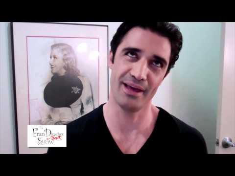 Super sexy Gilles Marini reveals his secret crush!