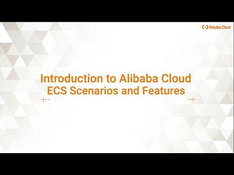 Introduction: Alibaba Cloud Elastic Computing Service (ECS)