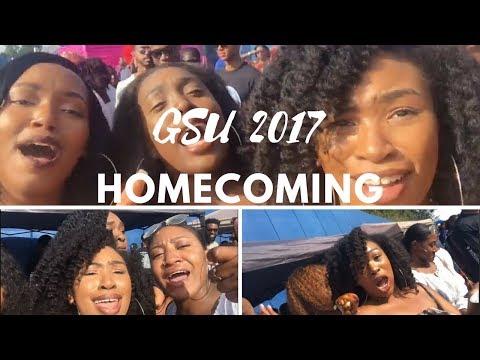 GSU Homecoming Tailgate 2017 | Georgia State University