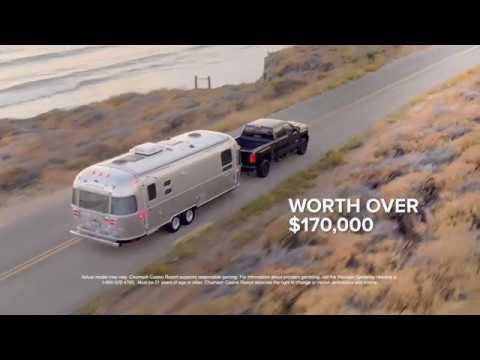 Chumash Casino Resort's Airstream Giveaway!